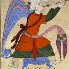 Gabriels jautā par Ticību un Pilnību | Muslim 1-8a